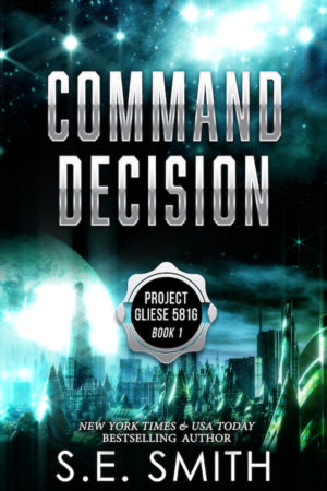 Book Cover: Command Decision