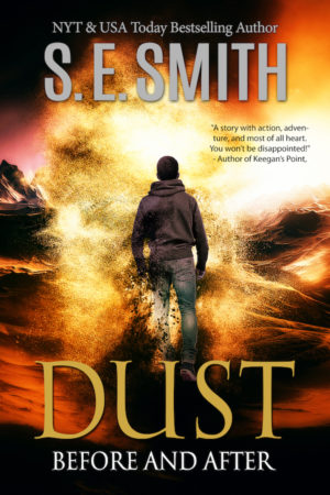 Book Cover: Dust: Before and After