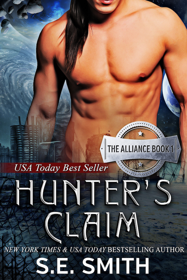 Book Cover: Hunter's Claim